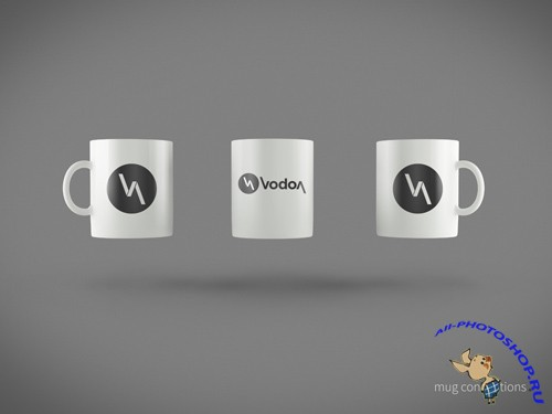 Mug Conceptions Mock-Up PSD