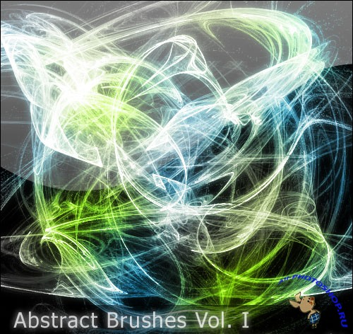Abstract ABR Brushes for Photoshop