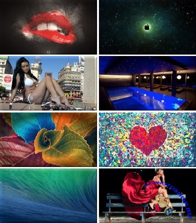 Colorful Wallpapers for PC - Обои для ПК. Часть 110