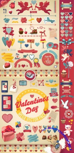 Valentine Vector Pack