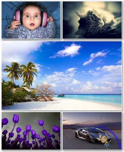 Best HD Wallpapers Pack №1211