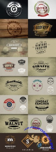 Branding Graphic Design Bundle - PSD Templates