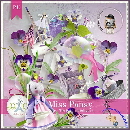 ��������� �����-����� - Miss Pansy