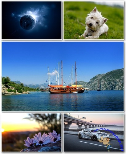 Best HD Wallpapers Pack №1229