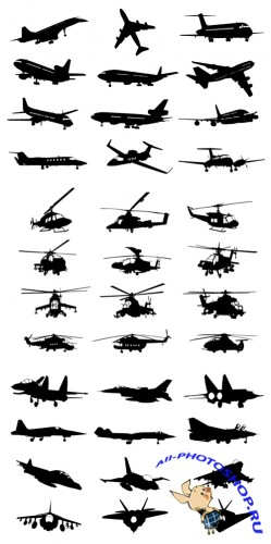 Vector Air Military Set