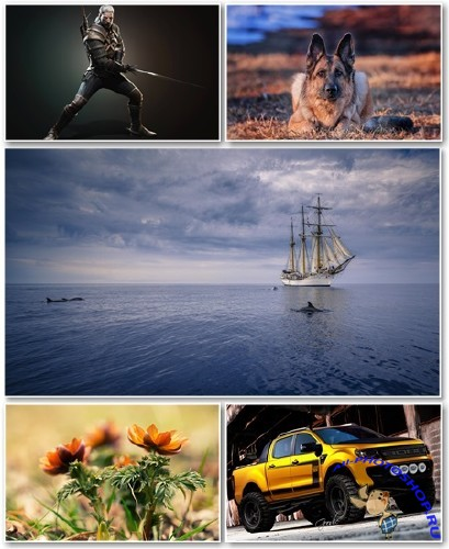 Best HD Wallpapers Pack №1258