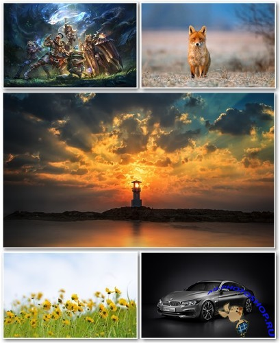 Best HD Wallpapers Pack №1259