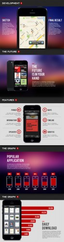 Creativemarket - App Power PowerPoint Template