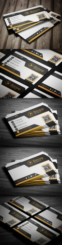 CreativeMarket - Corporate Business Card 005
