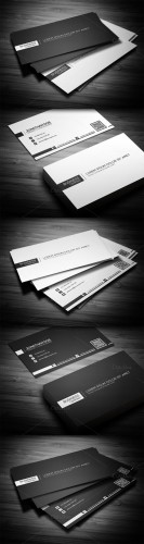 CreativeMarket - Minimal Business Card