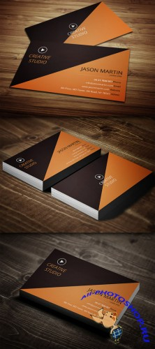 CreativeMarket - Creative Business Card