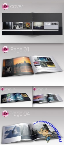 CreativeMarket - Indesign Photo Album / Portfolio