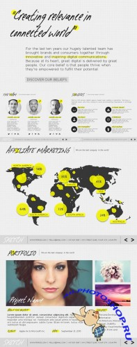 CreativeMarket - Sketchy Creative PowerPoint Template