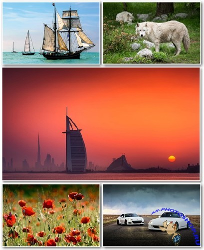 Best HD Wallpapers Pack №1341