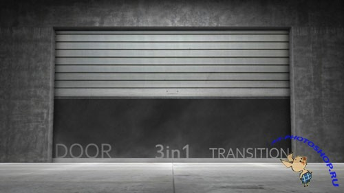 Videohive - Door Transition 4476877