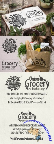 Font - Grocery Rounded