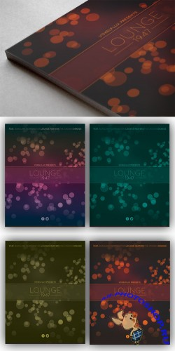Flyer Template PSD - Lounge Event