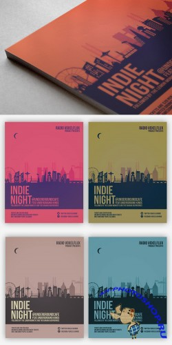 Flyer Template - City Event