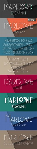 Marlowe Font Family