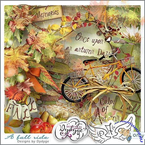 ������� �����-�������� - A fall ride