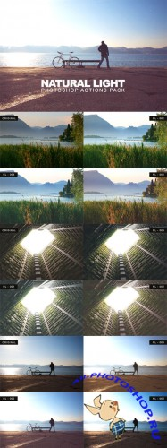 Creativemarket - Natural Light - Actions 86764