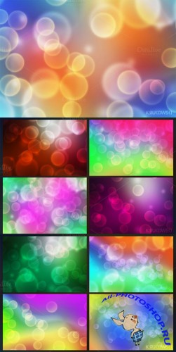 CreativeMarket - Bubble Background