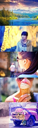 CreativeMarket - Feel HDR | PS Action