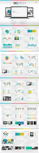 CreativeMarket - Big Pitch | Powerpoint Presentation
