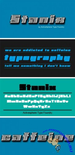 Stanix Font Family