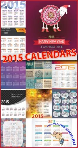 Календари 2015 часть3 – Calendar 2015 part 3