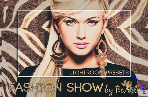 Fashion Lightroom Presets - Creativemarket 63170