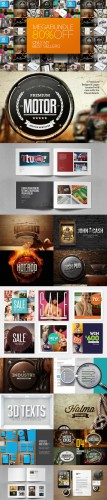 Easybrandz - Only My Best Sellers Mega Bundle 2014 - CreativeMarket  117003