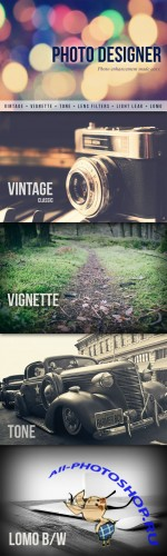Photo Designer - Creativemarket 31155