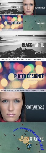 Digital Darkroom Bundle - Creativemarket 40891