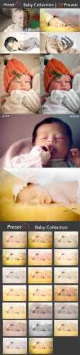 The Baby Collection - Creativemarket 23994