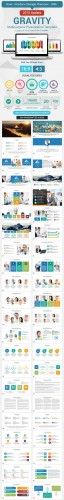 Gravity PowerPoint Presentation Template - Graphicriver 9102316