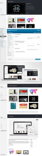 Digital - Portfolio Theme - CM 15949