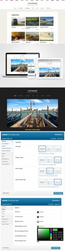 PhotoFrame - WP Photography Theme - CM 10764