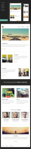 Mailo Email Template + Builder - CM 42725