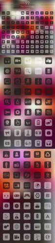 99 Technology Icons - Creativemarket 202423