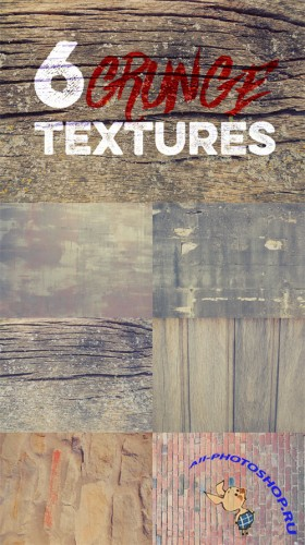 6 Grunge and Surface Textures