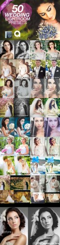 Creativemarket - Wedding Lightroom Presets 239571