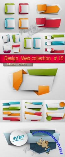 Elements in Vector - Design  Web collection  # 15
