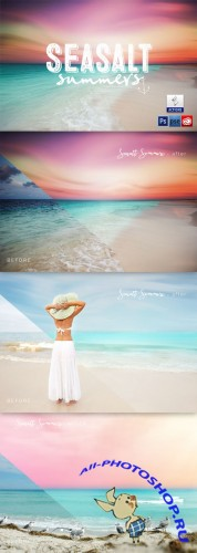 Creativemarket - Seasalt Summers Action Collection 264167