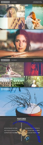 FilterGrade Film Series II - Creativemarket 19609