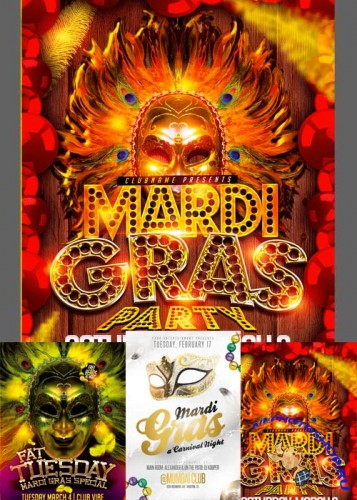Mardi Gras Bundle part 1