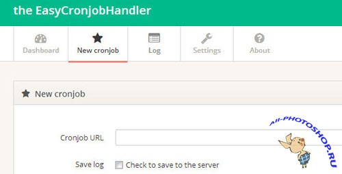 Codecanyon - Easy Cronjob Web Handler 6296537