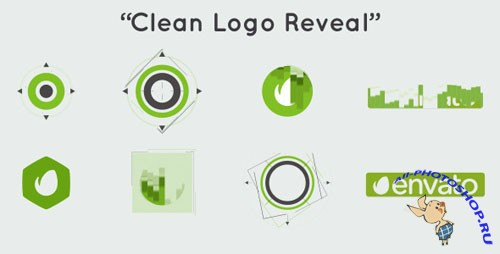 Videohive - Clean Logo Reveal 9027994