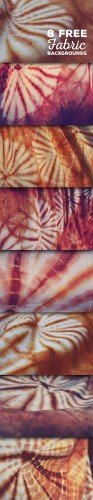8 Artistic Fabric Abstract Backgrounds