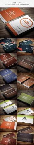 Bundle - 6 in 1 - 94 - Graphicriver 11048504